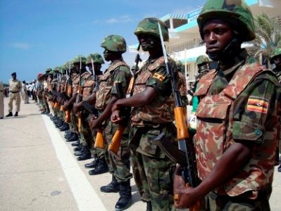 African Peace Keeping Forces
