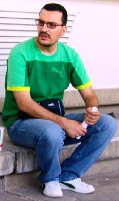 Greek Journalist Sokratis Giolias