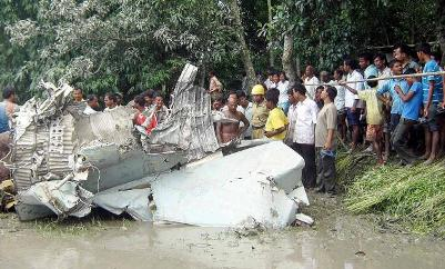MiG 27 Crashes In West Bengal
