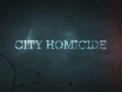 city-homicide