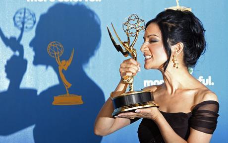 Archie Panjabi Emmy Awards