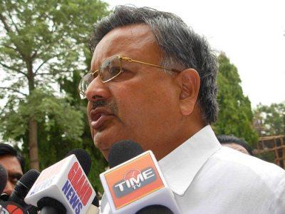 The Chief Minister Of Chhattisgarh Claim