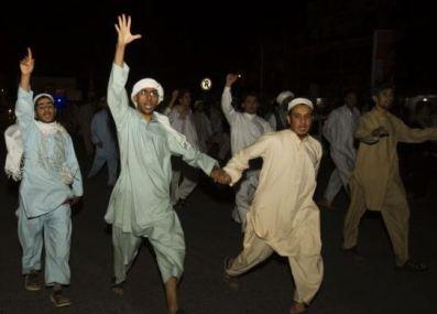Koran Burning Protesters