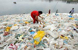 Plastic Bags Ban California