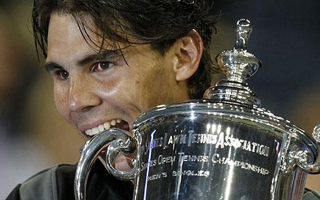 Rafael Nadal US Open 2010
