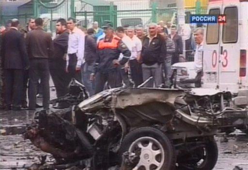 Russia Caucasus Violence