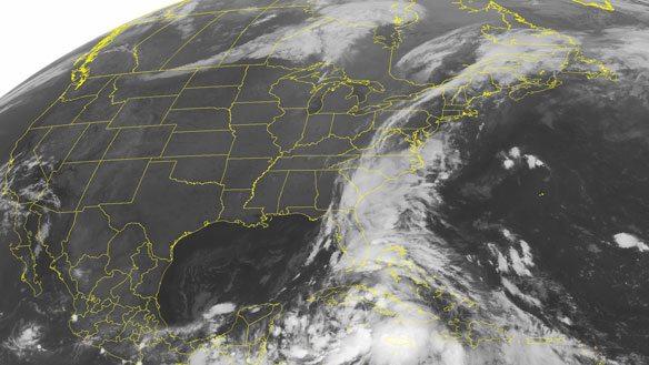 Tropical Storm Nicole