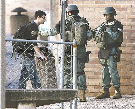 University Of Texas shooting