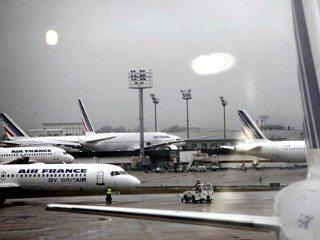 Charles De Gaulle Airport Fuel Shortage