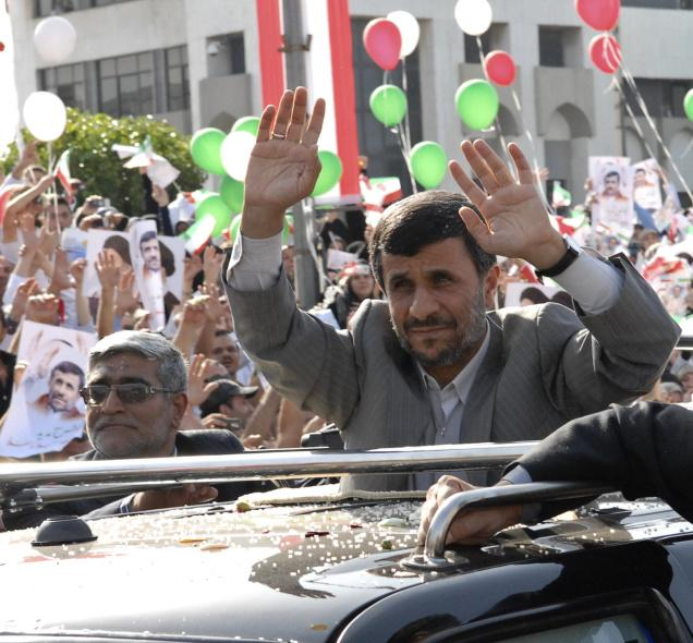 President Ahadinejad Lebanon