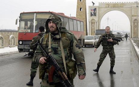 chechnya parliament attack