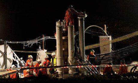 chilean miners rescue