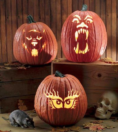 Free Pumpkin Carving Patterns, Pumpkin Carving Tips for