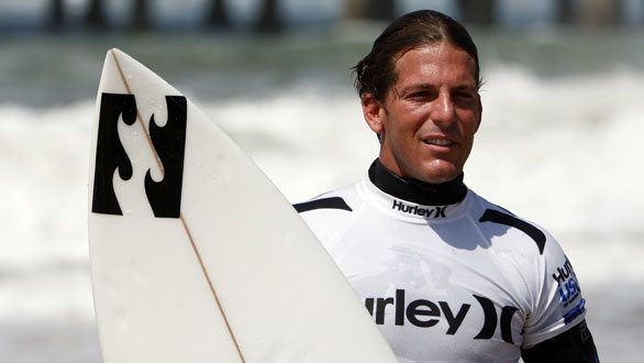 Andy Irons Dies