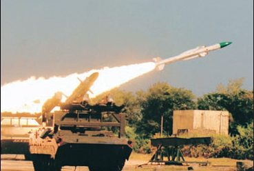 Indian Missile System