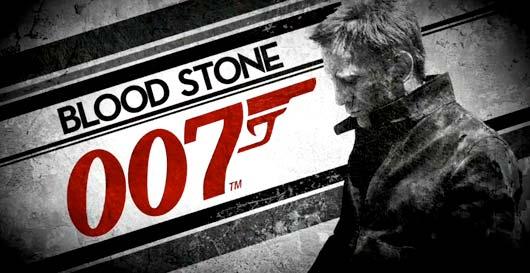 James Bond 007 Blood Stone