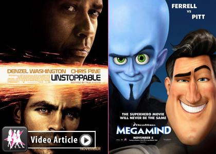 Megamind and Unstoppable