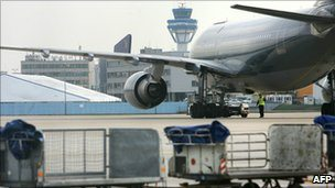 germany airport terrorist threat
