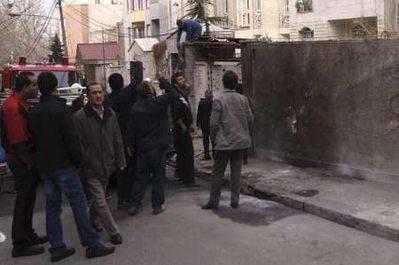 tehran bomb blast