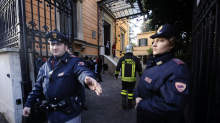 chilean embassy explosion rome