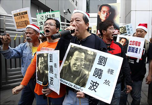 Hong Kong China Dissident Sentence