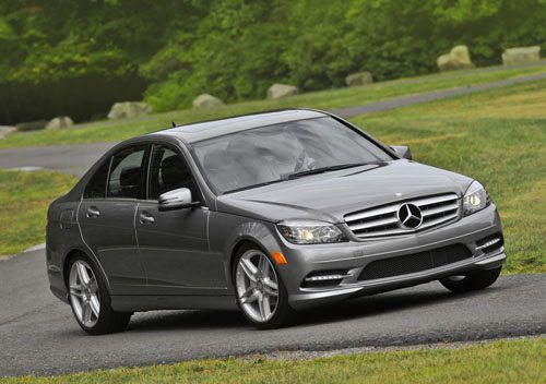 2011 Mercedes-Benz C300 4MATIC Sport Sedan