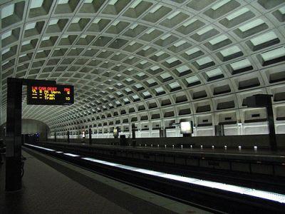 Pentagon Subway