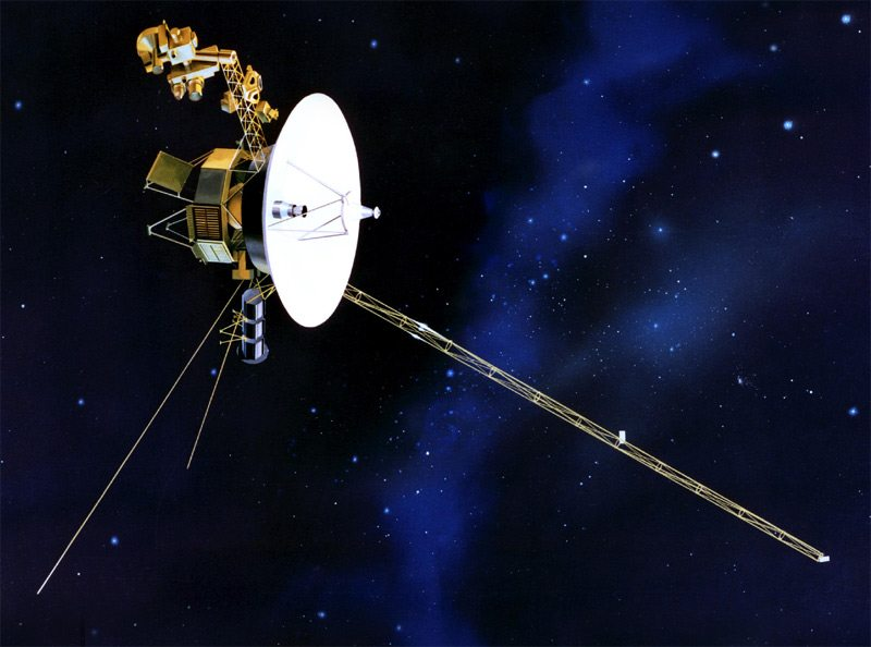 voyager 1 space craft