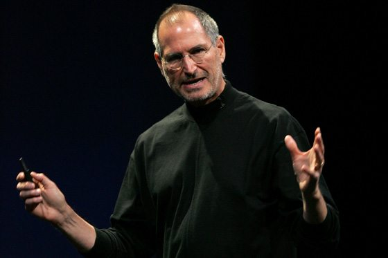 Steve Jobs Google leader