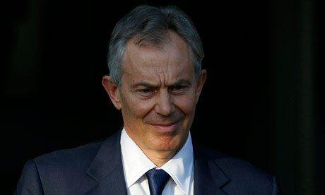 Tony-Blair-Iran Nuclear Talks