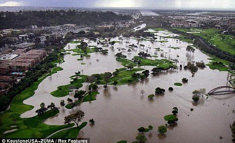 california superstorm