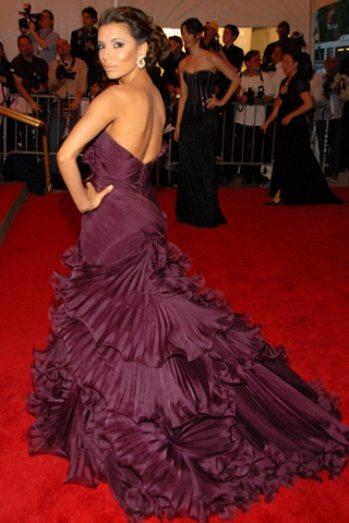 Eva Longoria Calvin Klein