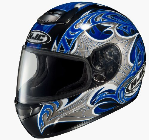 HJC CS-R1 Full Face Motorcycle Helmet