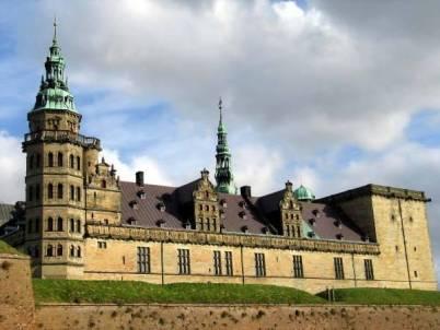 Kronborg castle Denmark