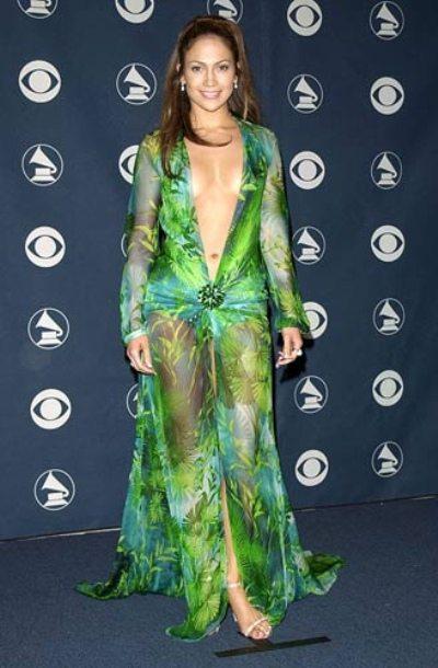 jennifer-Lopez. Versace