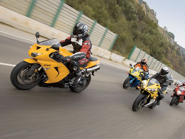 top five motorcycle companies in the world