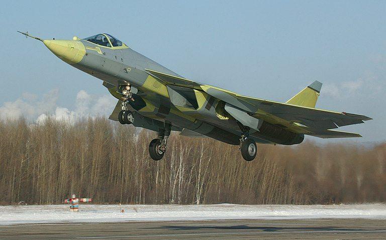 Sukhoi-T-50-PAK-FA