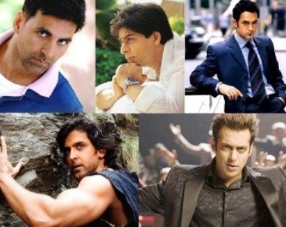highest paif bollywood actors
