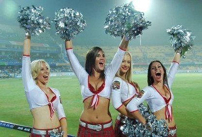 IPL Cheerleaders 2011
