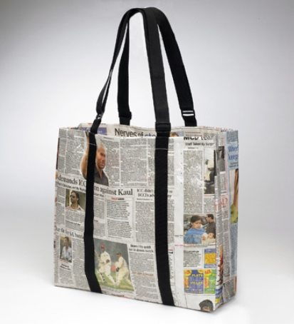 newspaper-carrier-bag