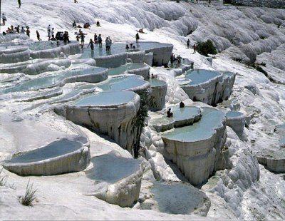 Hierapolis and Pamukkale