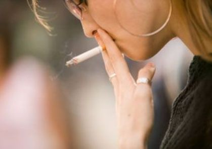 Smoking-Women