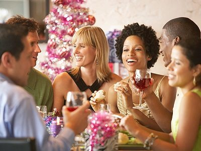 Ways to eat smart at holiday parties
