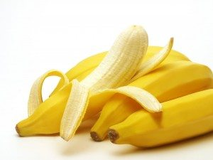 Go bananas PMS-friendly fruit