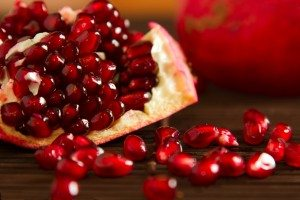 Skin care benefits Pomegranate