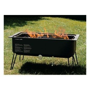 charcoal barbecue safety