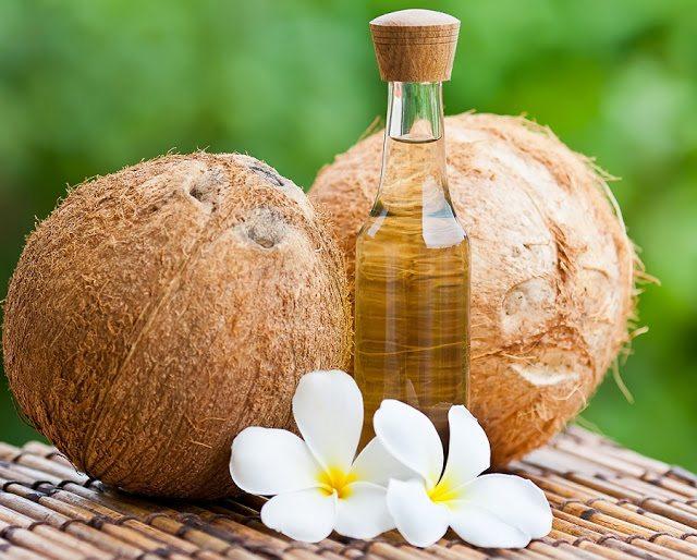 coconut oil skin benifits