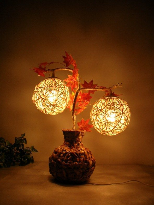 Decorative Lights For Home. Flower Home. Decorative Lights For