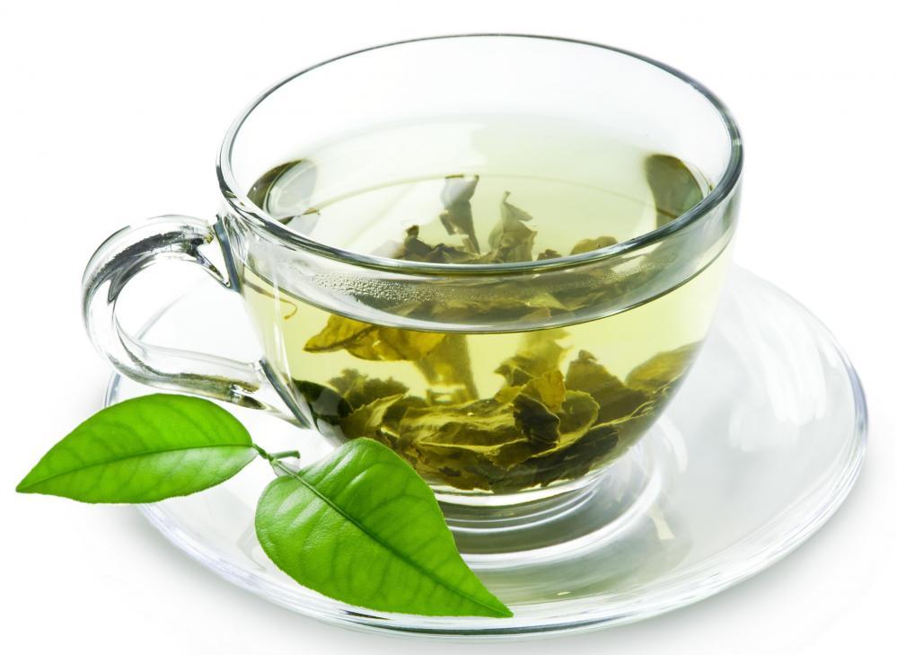 Green Tea energises