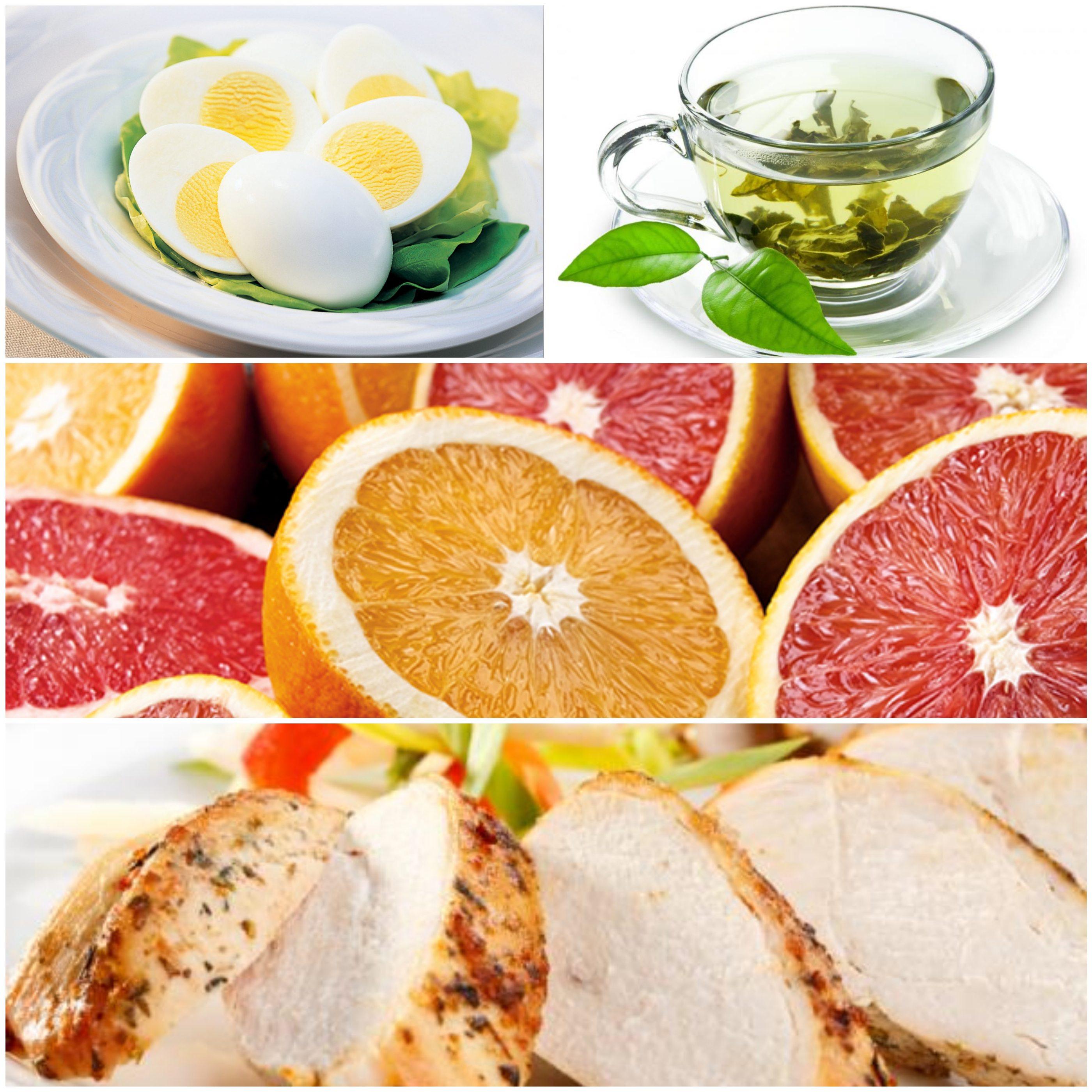 Top 5 energising foods